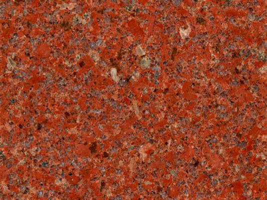 đá granite đỏ bình định