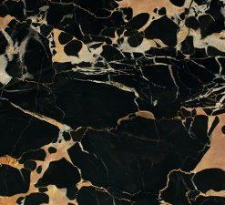 Đá Marble Black Yellow Italia