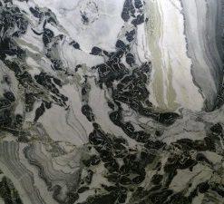 Đá Marble Đen Ocean