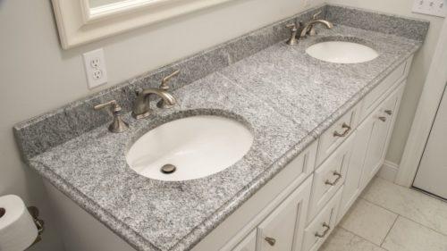 bàn đá lavabo trắng ấn độ