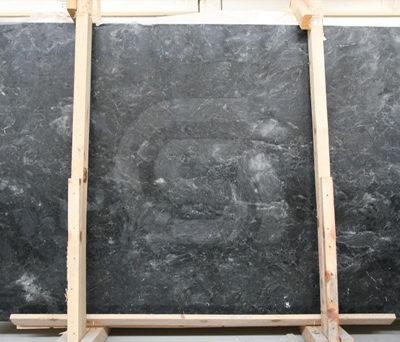 Đá Marble Silver Black