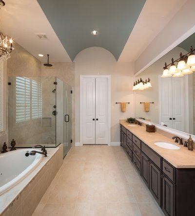 đá ốp tường nhà tắm marble crema marfil