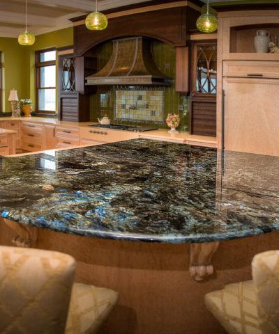 Đá Granite Granite Blue Jade
