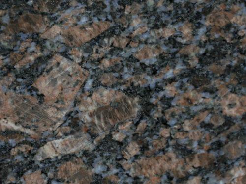 Đá Granite Brown Safia