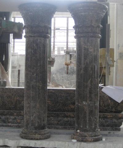 đá ốp cột nhà