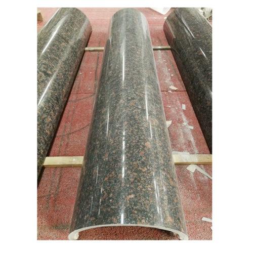 cột tròn ốp đá Marble