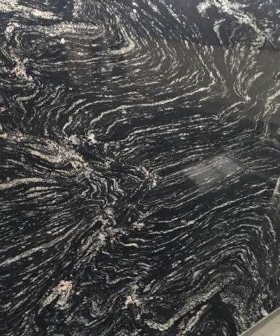 đá đen vân mây marquino