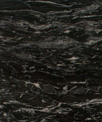 đá đen vân mây silver waves