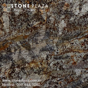 Đá Granite Xám Arabesco