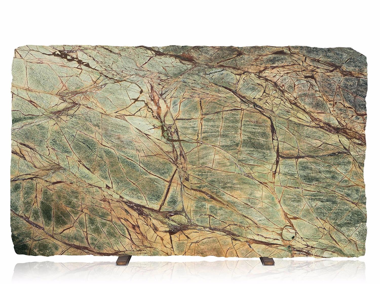 Đá Marble xanh Rainforest
